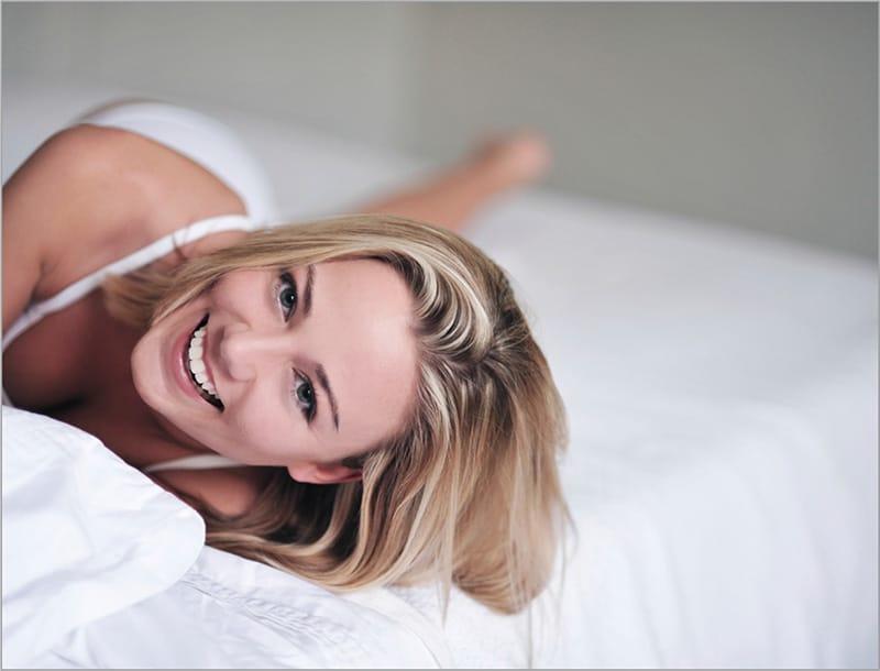 Wunderbar geschlafen? Schön, wer das sagen kann. Ein paar Einschlaftipps von Betten Meyer helfen.
