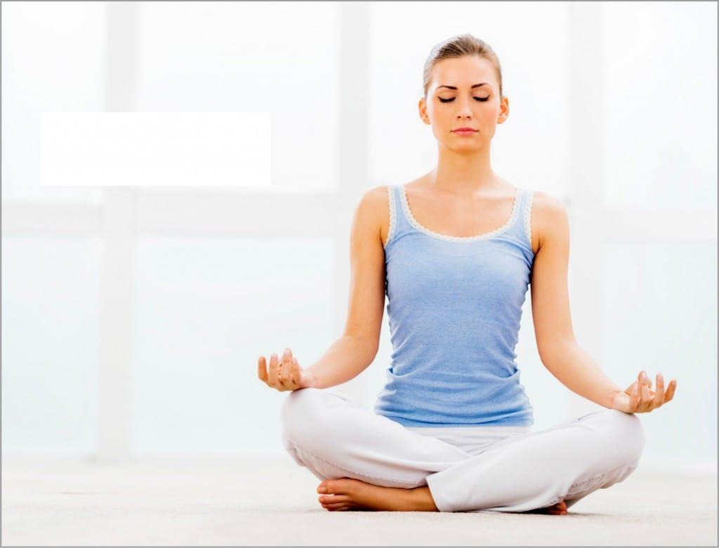 Körperliche Fitness und seelische Ausgeglichenheit fördern guten Schlaf.