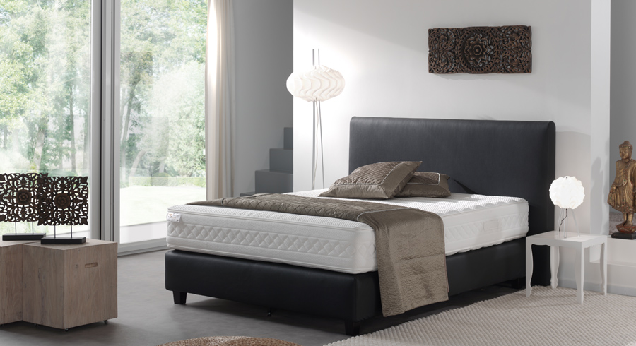 angebot boxspringbett pure betten meyer. Black Bedroom Furniture Sets. Home Design Ideas